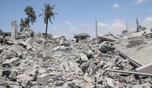 10月7日(火) 報告会「パレスチナ・ガザで何が起こっていたのか」