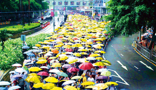 12月11日(火)「乱世備忘 僕らの雨傘運動」上映会